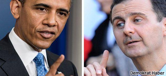 Obama: Esad'ı geriletecek planımız var
