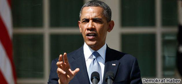 Obama Suriye kararını açıkladı