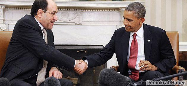 Obama Suriye'de siyasi çözüm istedi