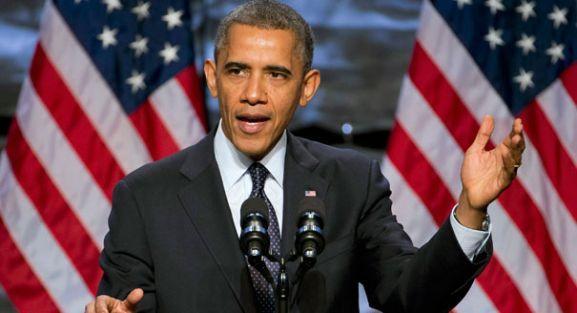 Obama: IŞİD nükleer silah elde ederse bölgeye asker göndeririz