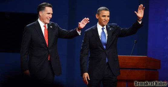 Romney, Obama'ya göre daha 'baskın' ve 'göz doldurur'