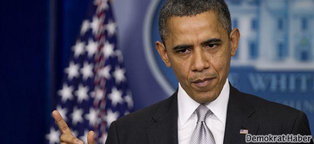 Obama'dan İHA savunması: Adil savaşın parçası