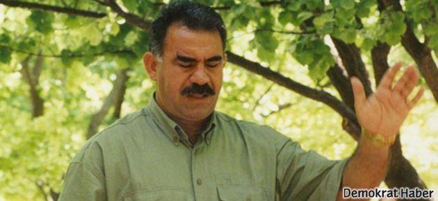 Öcalan'dan 'Gezi direnişi' mesajı