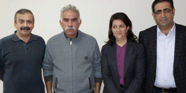 """'Öcalan'ın hazırladığı 'çözüm metni' Kandil'de; Erdoğan ve Kandil onay verirse metin okunacak"""""""