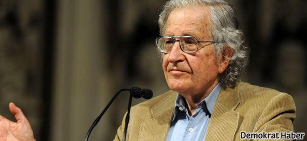 ODTÜ'ye bir destek de Chomsky'den