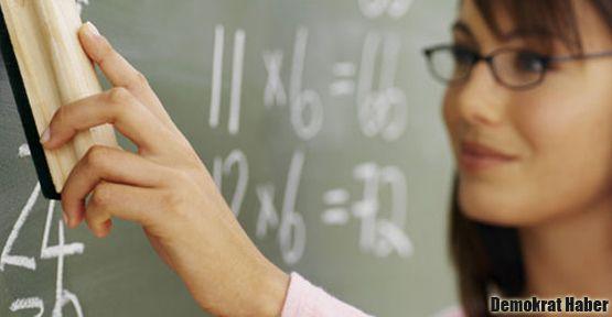 Öğretmenlere alan sınavı yapılacak!