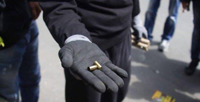 Okmeydanı'nda polis göstericilere gerçek mermiyle ateş etti