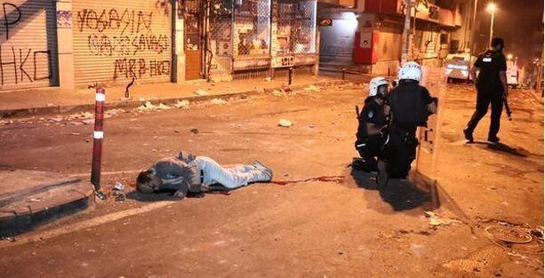 Okmeydanı'nda ölen ikinci kişinin kimliği belli oldu