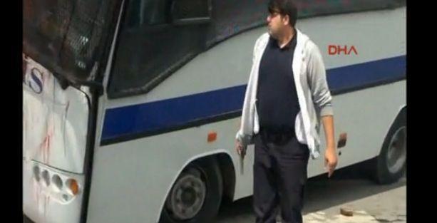 Okmeydanı'nda polis yine silah kullandı iddiası