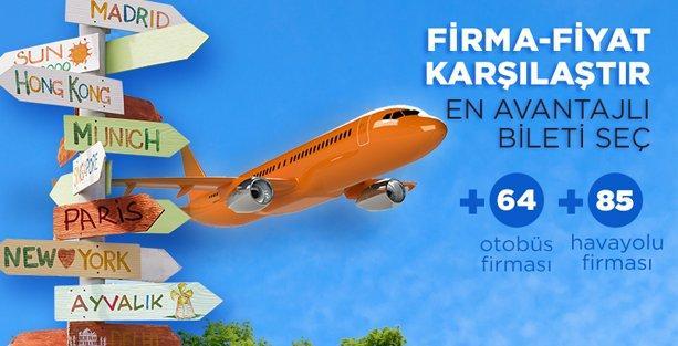 Online Uçak Bileti Al