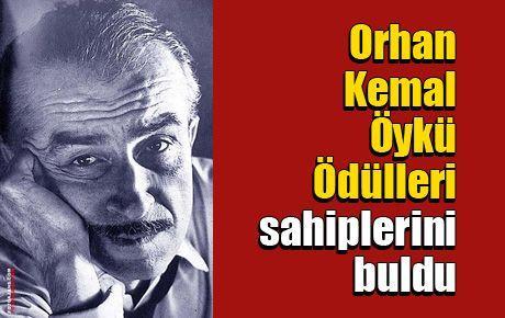 Orhan Kemal Öykü Ödülleri sahiplerini buldu