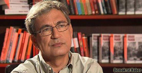 Orhan Pamuk'a büyük ödül