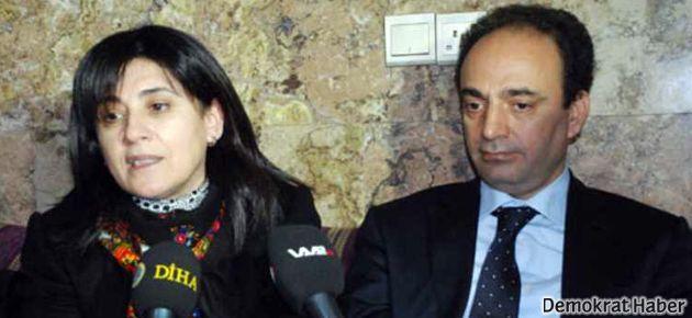 Osman Baydemir ve Leyla Zana Erbil'de
