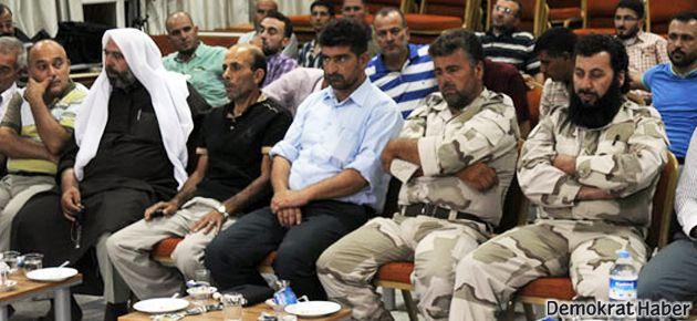 ÖSO komutanları Gaziantep'te toplandı