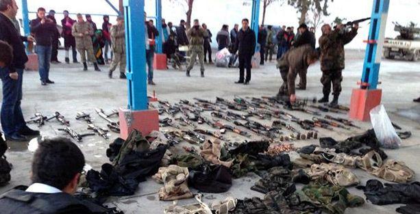 'ÖSO militanlarına TC. kimliğini kim verdi?'