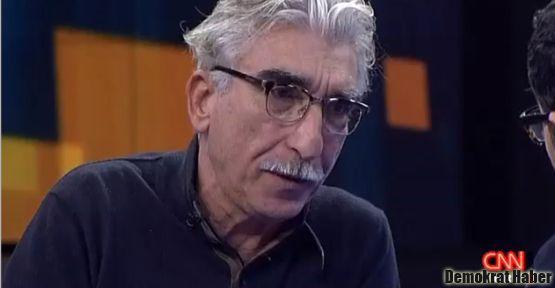 Oyuncu Cezmi Baskın'dan 'Kürdistan' çıkışı