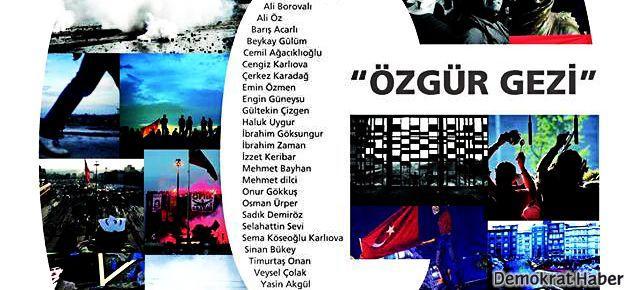 'Özgür Gezi' fotoğraf sergisi açılıyor