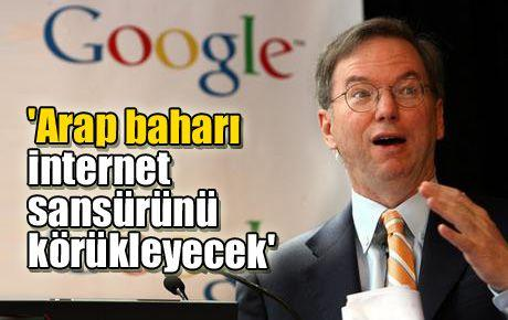 Özgürlük korkusu internete dokunabilir…