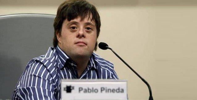 Pablo Pineda: 'Yo, también' filmiyle Down Sendromlu insanların da aşık olabileceğini gösterdik