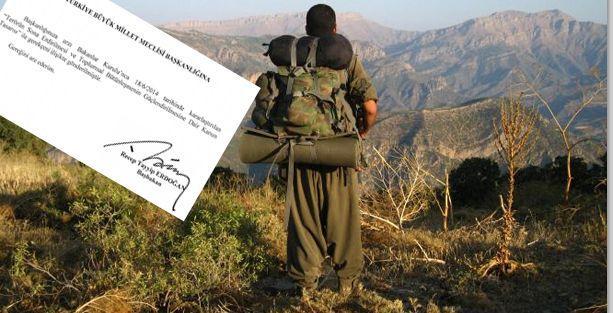 'Terörün sona erdirilmesi' adlı pakete ilk tepki