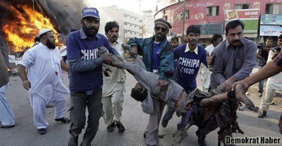 Pakistan'da Şii hacılara saldırı: 17 ölü