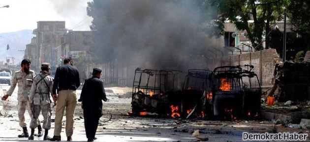 Pakistan'da Şiilere bomba: 39 ölü!