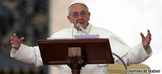 Papa 'ateistler cennete gidecek' dedi, Vatikan düzeltti
