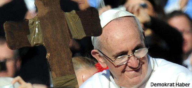 Papa: Bar korumalığından Vatikan'ın başına