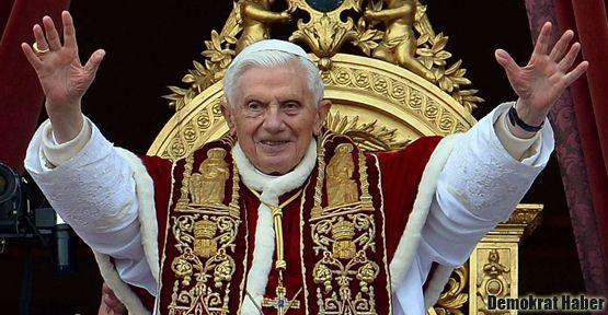 Papa'dan siyasi Noel konuşması