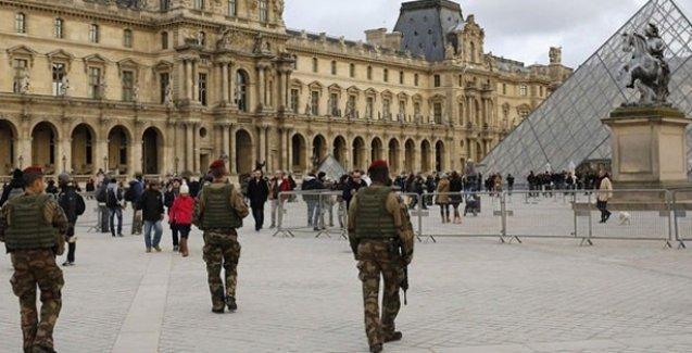 Paris sokaklarında aksiyon filmi sahnelerine yasak