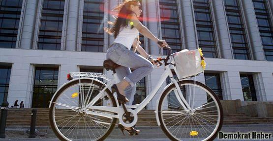 Parisliler bisikleti sevdi