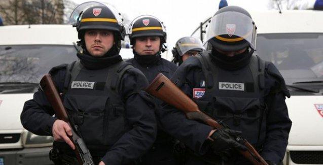 Paris'teki karakol baskınını IŞİD üstlendi