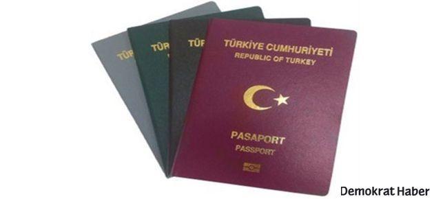 Pasaport kuyruğu çilesi bitiyor
