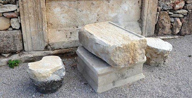 Pergeli esnaf 2 bin yıl önce tavla oynamış