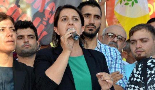 Pervin Buldan: 'Kobani düşerse çözüm süreci biter'