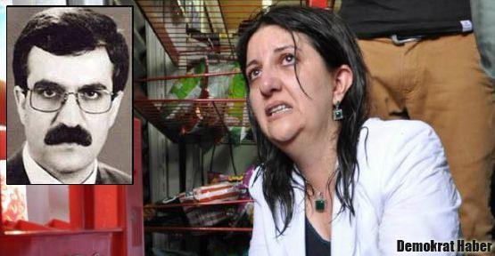 Pervin Buldan: Yan tarafta eşimin kaçırılıp katledildiği otel