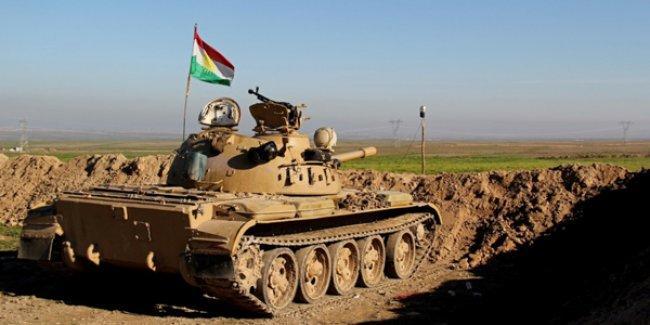 Peşmerge Kerkük'te IŞİD'e karşı saldırıya geçti, bir köyün kontrolünü sağladı