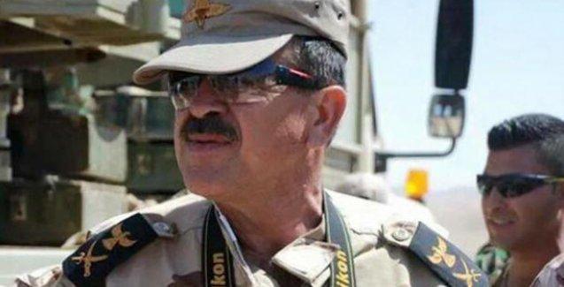 Peşmerge üst düzey komutanı IŞİD saldırısında yaşamını yitirdi