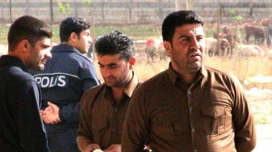 Peşmergeler Kobani'ye geçmeye başladı
