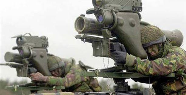 Peşmerge'ye Almanya'da silah eğitimi verilecek