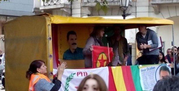 PKK flaması kaldıran milletvekilinin dokunulmazlığı kaldırıldı