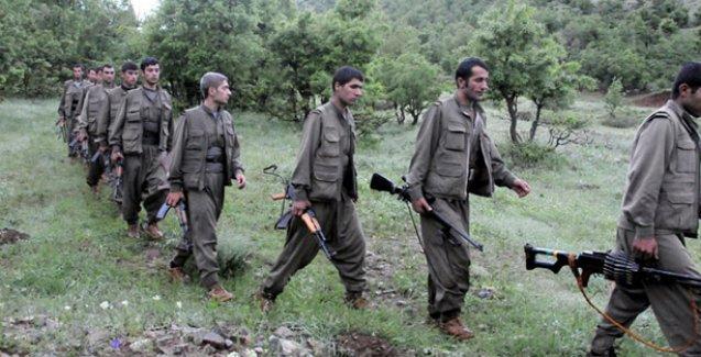 PKK ile İ-KDP arasında çatışma