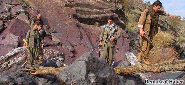 PKK: Nusaybin'deki ateş uyarı amaçlı
