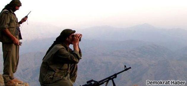PKK: TSK'ya ağır silahlarla karşılık verdik