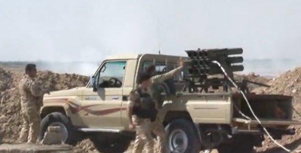 PKK ve Peşmerge güçleri Kerkük'te iki köyü IŞİD'den aldı