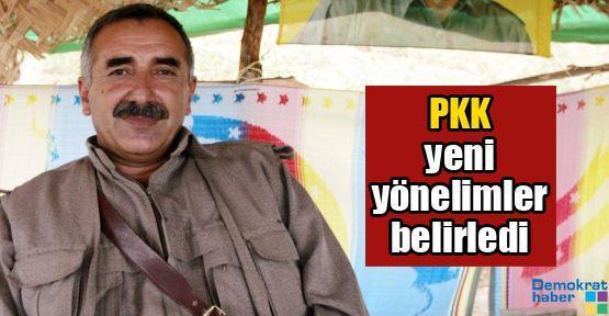 PKK yeni yönelimler belirledi