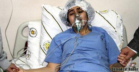 Polis, asker ve ailesi sağlık çalışanlarını hastanelik etti