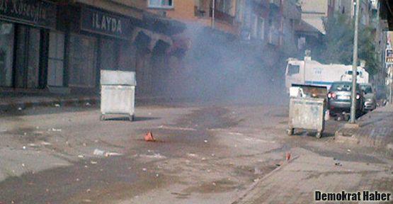Polis Hatay'da savaş karşıtlarına karşı