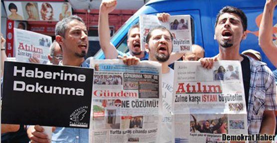 Polis Kadıköy'de alternatif yayınları topladı