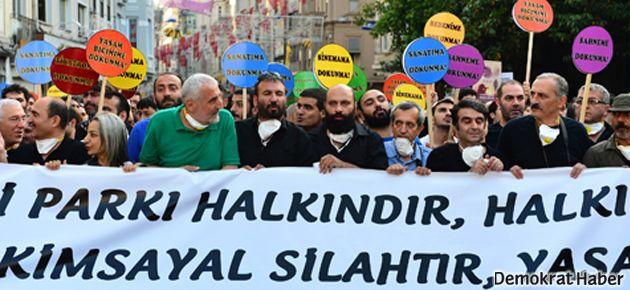 Taksim Platformu'ndan çözüm ve diyalog çağrısı